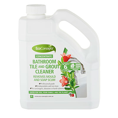 Eco bathroom cleaning products