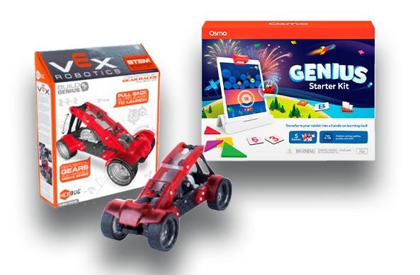 The Best STEM Toys for Fun Engaged Learning
