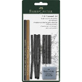 Faber-Castell Charcoal Pencils & Sticks