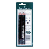 Faber-Castell Graphite Sketching Pencils
