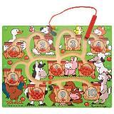 Melissa & Doug Magnetic Games