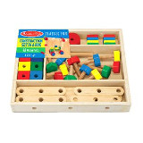 Melissa & Doug Wooden Educational Toys