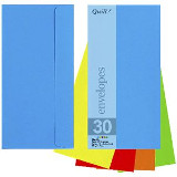 Quill DL Coloured Envelopes