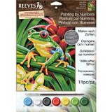Reeves Paint by Number Kit