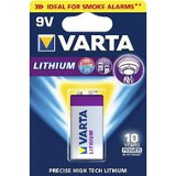 Varta 9V Batteries