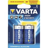 Varta C Batteries