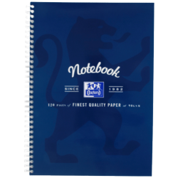 oxford notebooks