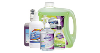 Hand Cleaners and Sanitizers