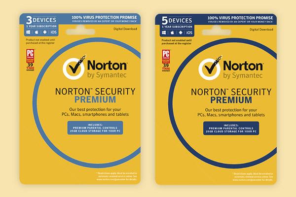 norton security premium download free