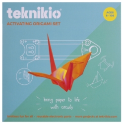 Teknikio Activating Origami Circuit Kit
