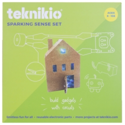 Teknikio Sparking Sense Circuit Kit
