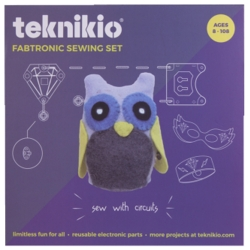 Teknikio Fabtronic Sewing Circuit Kit