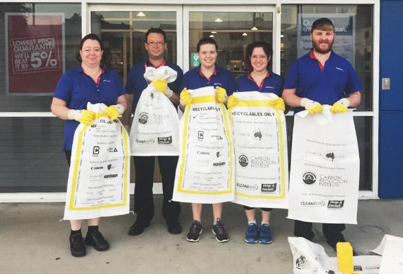 community news Rockhampton clean Aus