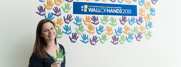 Wall of Hands