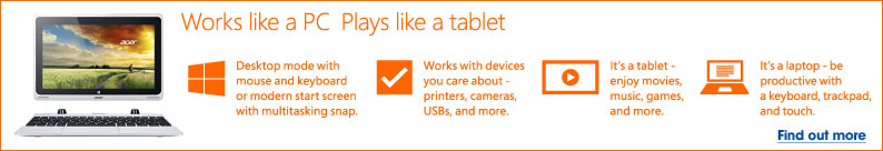Category Search Ads-Microsoft Tablet