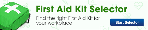 First Aid Kit Selector