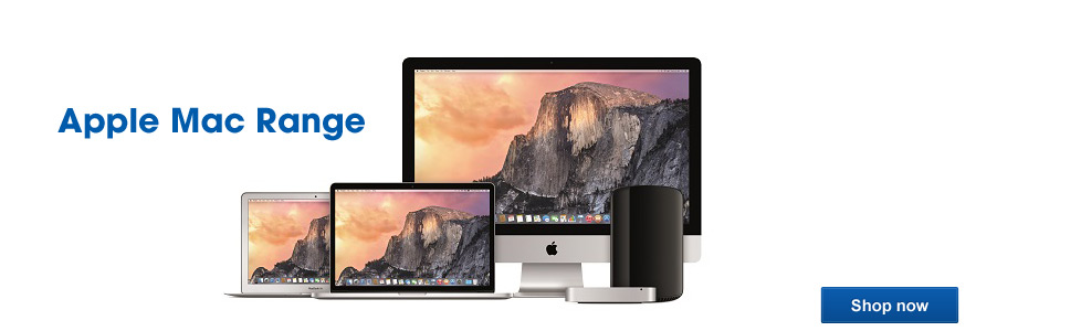 Apple Mac Range
