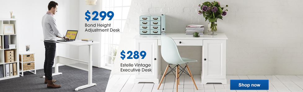Functional & Stylish Desks