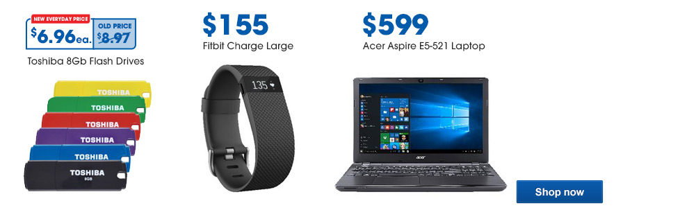 Latest Tech, Lowest Prices.
