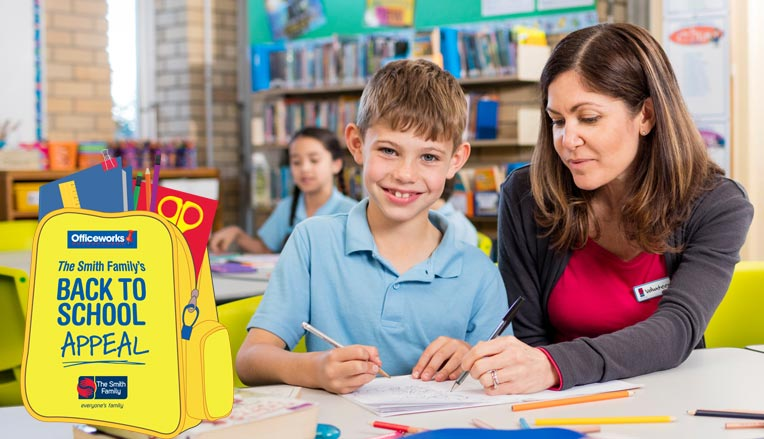 Back To School Officeworks