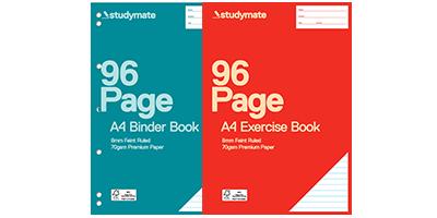 Exercise & Binder Books