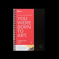 Art Pads, Diaries & Folios