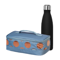 Kids lunch boxes & bottles