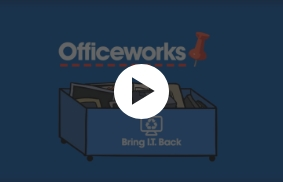 Recycle Your Old Computers at Officeworks with the 'Bring I.T. Back' Program