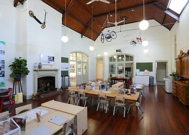 School Of Early Learning Fremantle WA Image Source Bellfort Interior Design