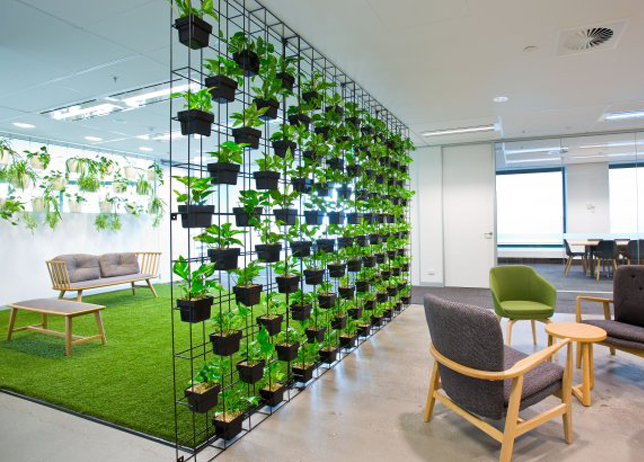 The top ten coolest offices in australia for Top 10 office designs