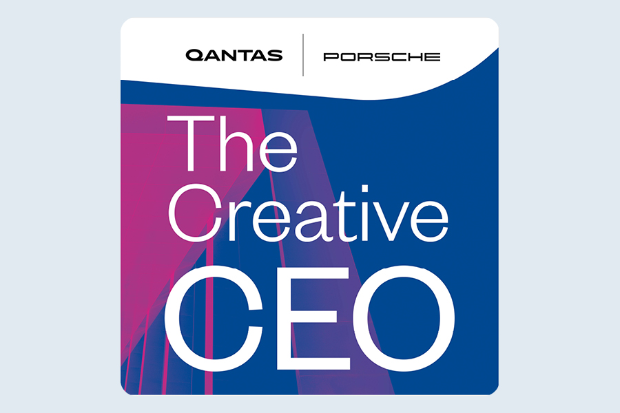 The best business podcast to listen to right now: The Creative CEO