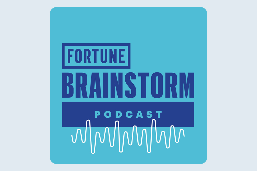 The best business podcast to listen to right now: Brainstorm by Fortune media