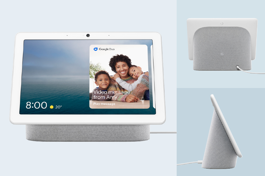The Google Nest Hub Max is a handy virtual assistant for the office to improve productivity.