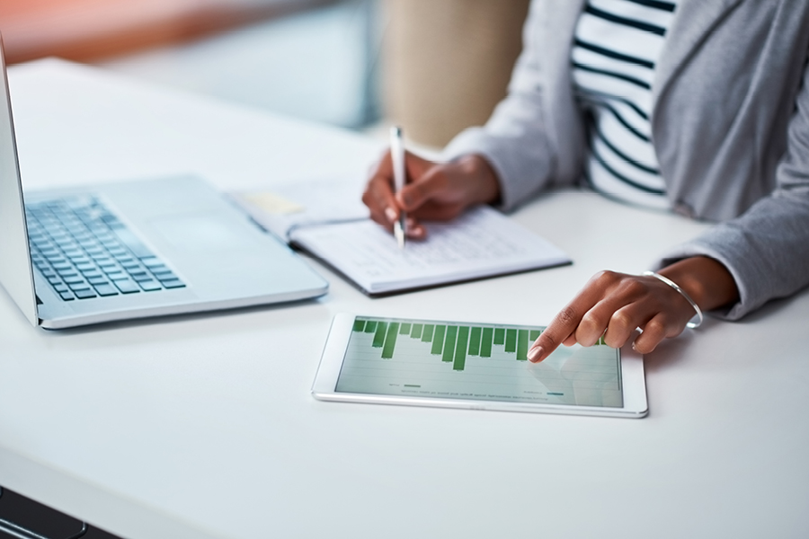 Consider outsourcing tasks like payroll to save your small business time.