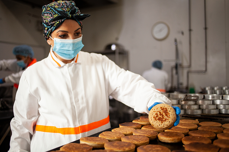 Merna Taouk had never made crumpets before – but she knew she was onto a small business success.