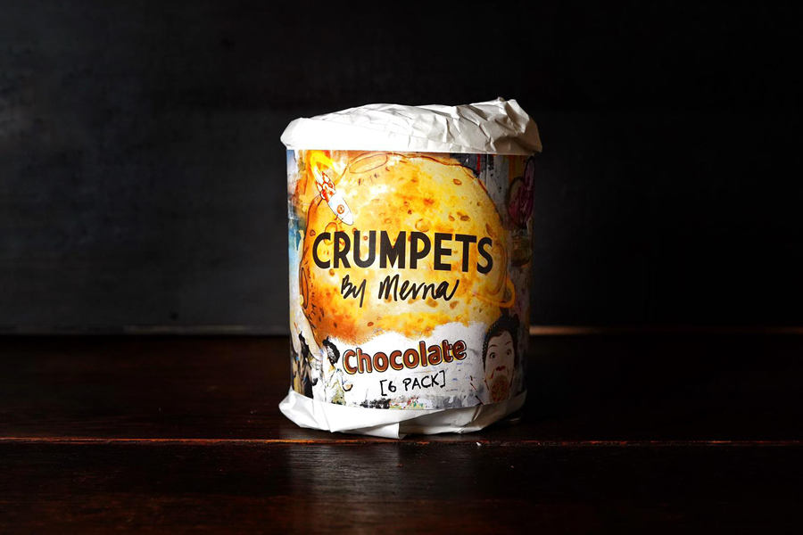 Being adaptable is key to small business success, says Merna from Crumpets by Merna