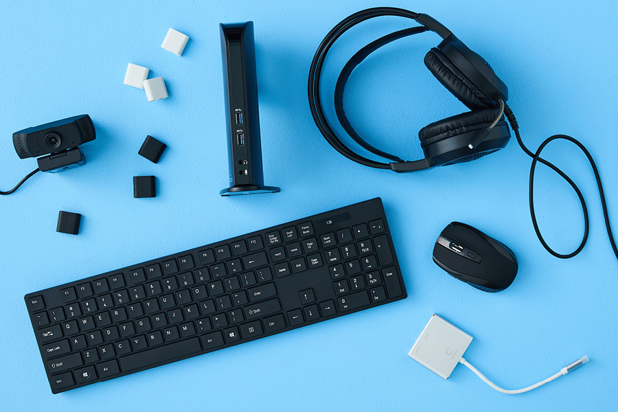 These tech products are home office essentials for better productivity and efficiency.