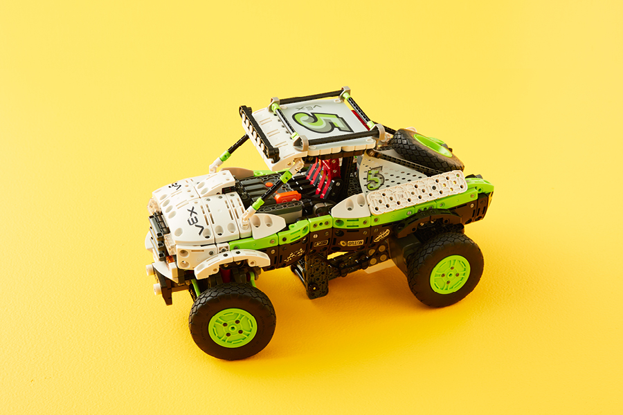 Kids review the Hexbug Off Road Truck toy as part of Officeworks' Test Drive series.