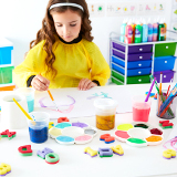 View the Range of Kids Paint