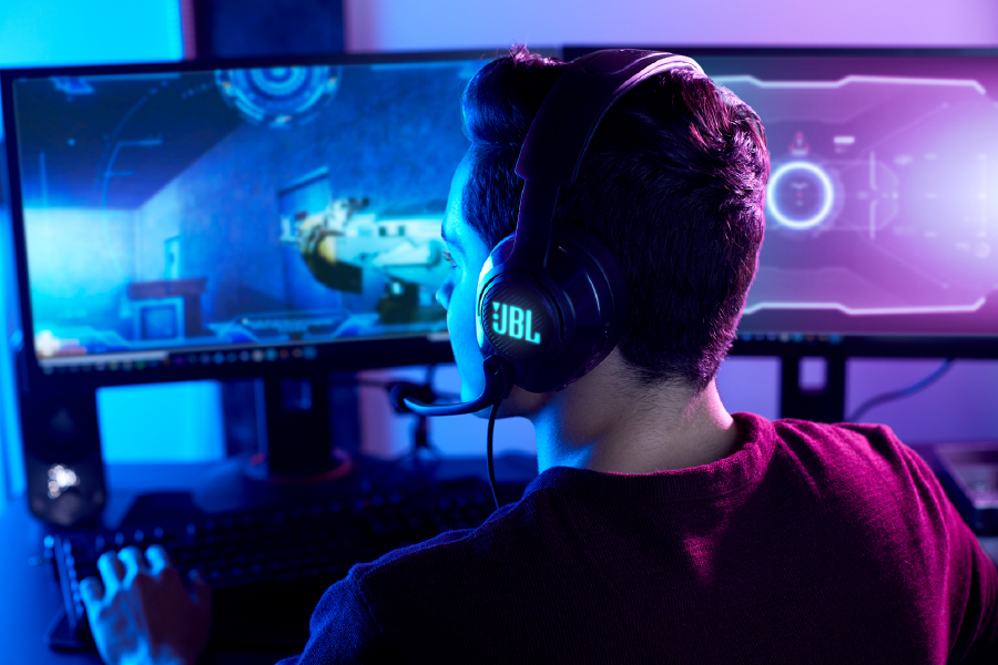 Invest in high-quality headsets that make gaming or streaming setup crisper and clearer.