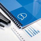 Officeworks book binding