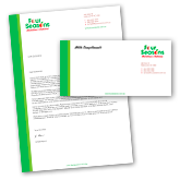 Letterheads, With Compliments Slips, and Business Cards