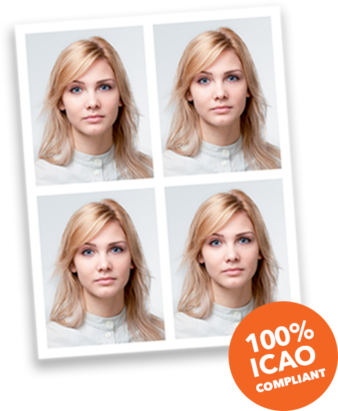 passport id photo top portraits