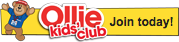 Ollie kid's club - Join Today